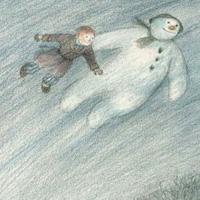 "Raymond Briggs ""Снеговик"""