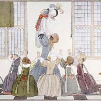 Willebeek le Mair «Hollandsche kinderliedjes»