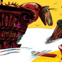 Краткая история детской иллюстрированной книги и искусство визуального повествования