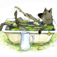 """Helen Oxenbury """"The three little wolves and the big bad pig"""""""