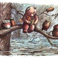 Борис Диодоров «Винни-Пух и все-все-все»