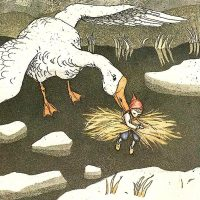Борис Диодоров «Чудесное путешествие Нильса с дикими гусями»