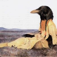 """Tom Pohrt """"Crow and Weasel"""""""